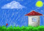 Игра My favourite weather на английском языке