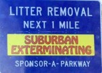 Litter Removal Next 1 Mile