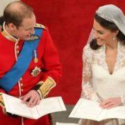Royal Wedding Vows