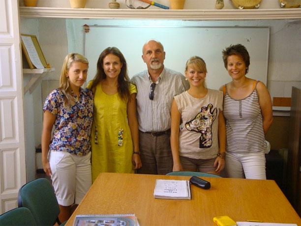 Летняя языковая школа