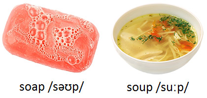 soap or soup