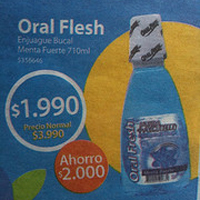 Oral flesh