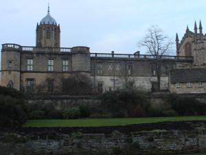 Christ-Church-Cathedral-главная-достопримечательность-Оксфорда