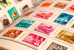 stamps-collecting