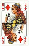 Queen – дама