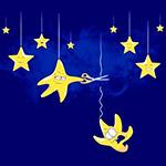 A falling star – падающая звезда