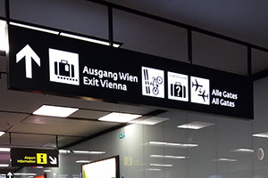 Языковая практика в аэропорту