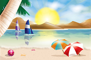 Говорим о летнем отдыхе и каникулах на английском языке
