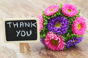 Как выразить благодарность на английском языке и как ответить на нее