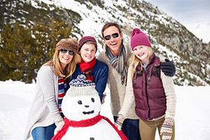 Говорим о зимних развлечениях на английском языке