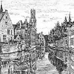 a drawing – рисунок карандашом