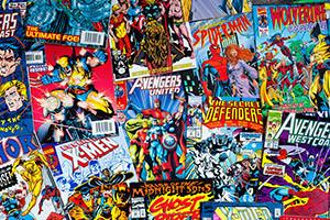 Учим английский по комиксам