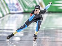 Скоростной бег на коньках