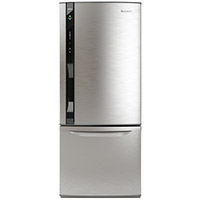 a bottom mount – холодильник с морозильной камерой в нижней его части