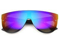 монолинзовые очки