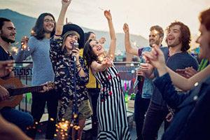 A big night out – сленговые выражения для вечеринок