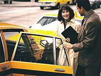 брать такси